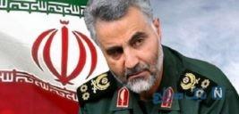 این زن جوان ایرانی برای ترور سردار سلیمانی از ترامپ تشکر کرد