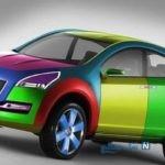 محبوب ترین رنگ ماشین های دنیا در سی سال اخیر
