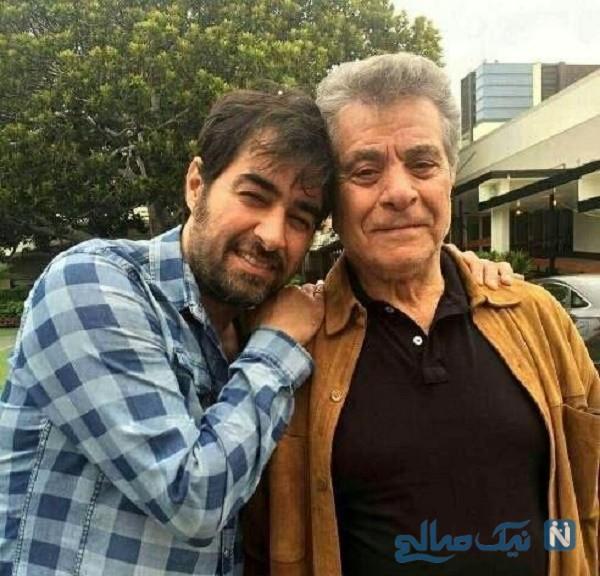 مدل لباس شهاب حسینی