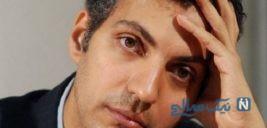 عادل فردوسی پور در مراسم جانباختگان هواپیمای اوکراین
