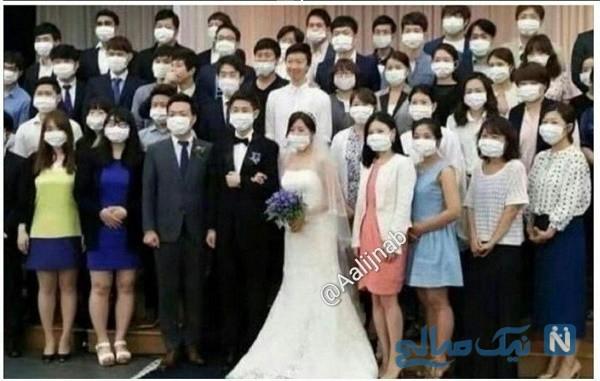 مراسم عروسی در چین
