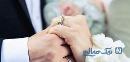 یک مراسم عروسی در چین در زمان شیوع ویروس کرونا
