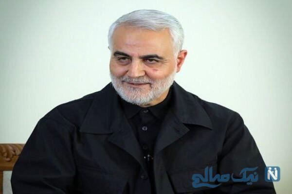 مزار شهید سلیمانی