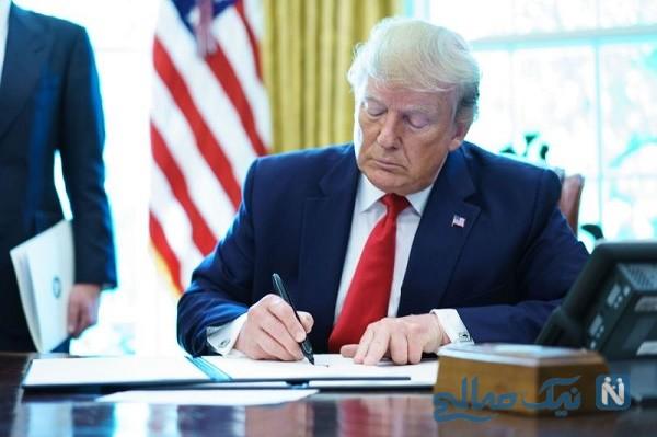 ترامپ به سازمان ملل : آمادگی بدون پیش شرط برای مذاکره با ایران هستم