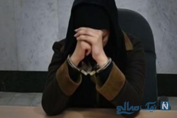 نقشه سرقت های سریالی از خانه ثروتمند توسط دختر کمدین مشهور ایرانی