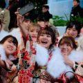 تصاویر جالب از شادی و جشن ۲۰ سالگی دختران ژاپنی