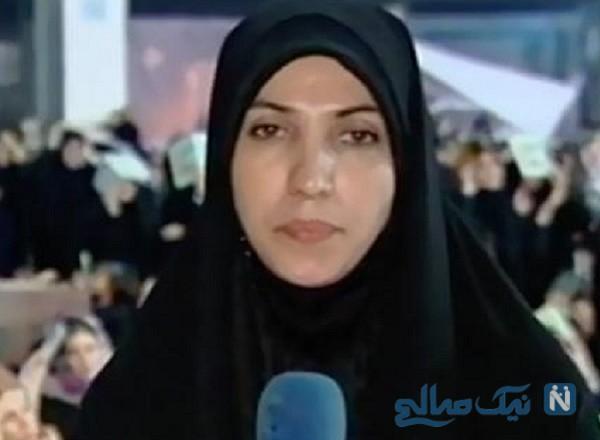 واکنش تند آمنه سادات ذبیح پور به بازگشت سفیر انگلیس