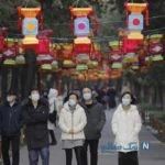 قرنطینه قربانیان ویروس کرونا در چین