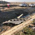 سقوط هواپیمای اوکراینی | تصاویری از پرواز مرگ که دلتان را خون می کند