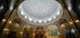 کاخ مرمر تهران پس از ۴۱ سال بازگشایی شد