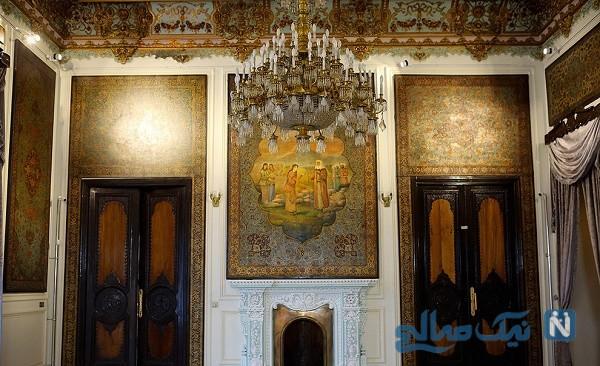 کاخ مرمر تهران
