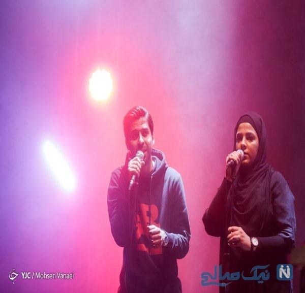 کنسرت محمدرضا گلزار برج میلاد