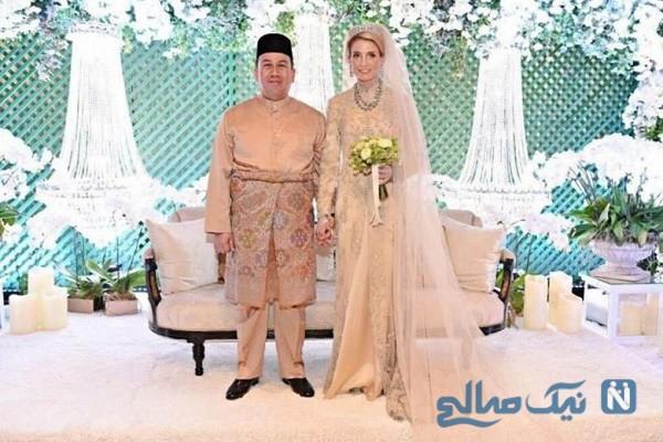 تصاویر متفاوت از گران ترین ازدواج سال ۲۰۱۹