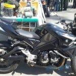 پلیس تهران لاکچری ترین و گران ترین موتور را توقیف کرد!