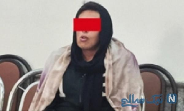 ماجرای سارا زن صیغه ای اسیدپاش که به دار مجازات آویخته شد