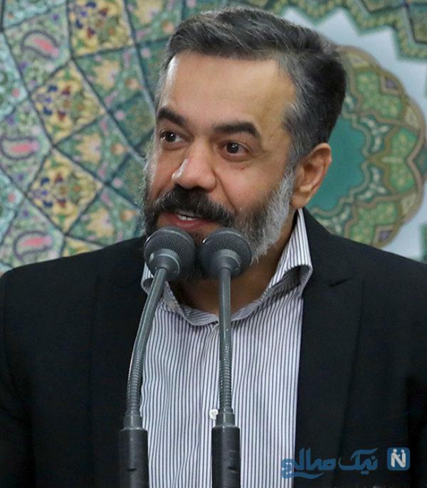 رجزخوانی محمود کریمی