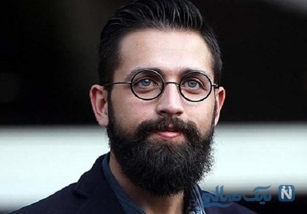 انتشار تصویری از محسن افشانی در لباس زندان