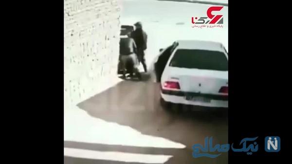 سرقت طلا در اصفهان