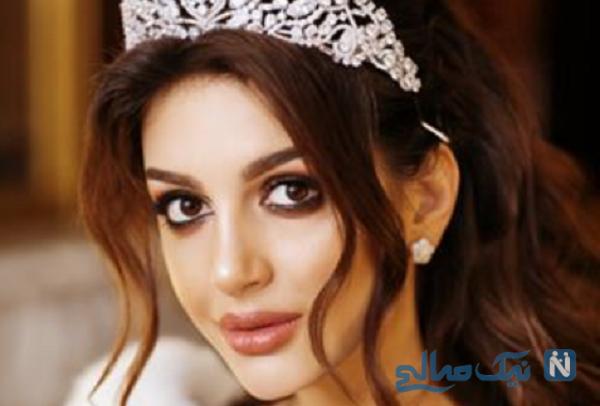 علت طلاق ملکه زیبایی روسیه از سلطان محمد پادشاه مالزی