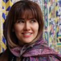 نیلوفر استخری و همسرش   تصاویر جدید از خواهر بازیگر معروف