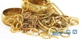 صحنه دردناک از لحظه سرقت طلاهای یک مادر در اصفهان!