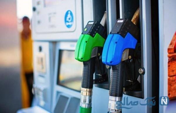 عرضه بنزین مخلوط با آب در آزادراه تهران قم