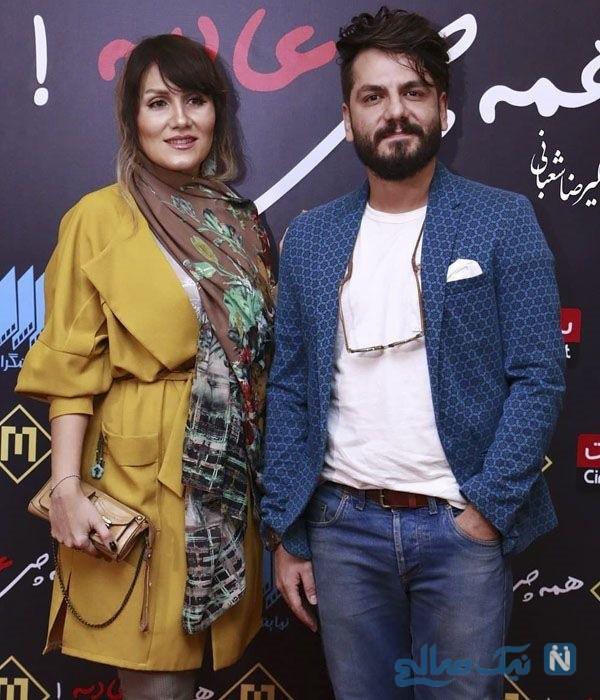 همسر عباس غزالی