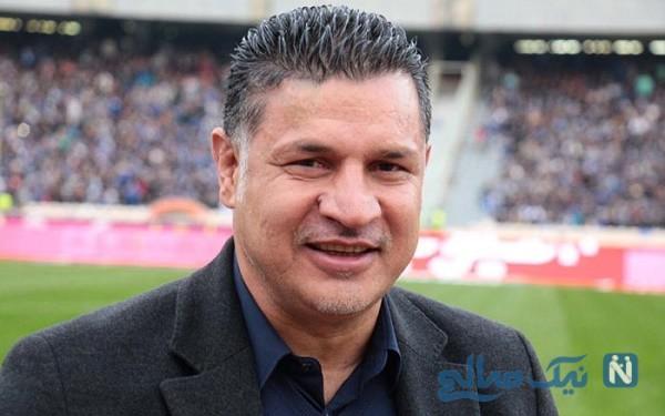 تولد علی دایی و هدیه برای ۵۰ سالگی شهریار فوتبال ایران