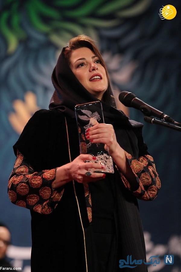 بهترین بازیگر نقش مکمل زن جشنواره فجر