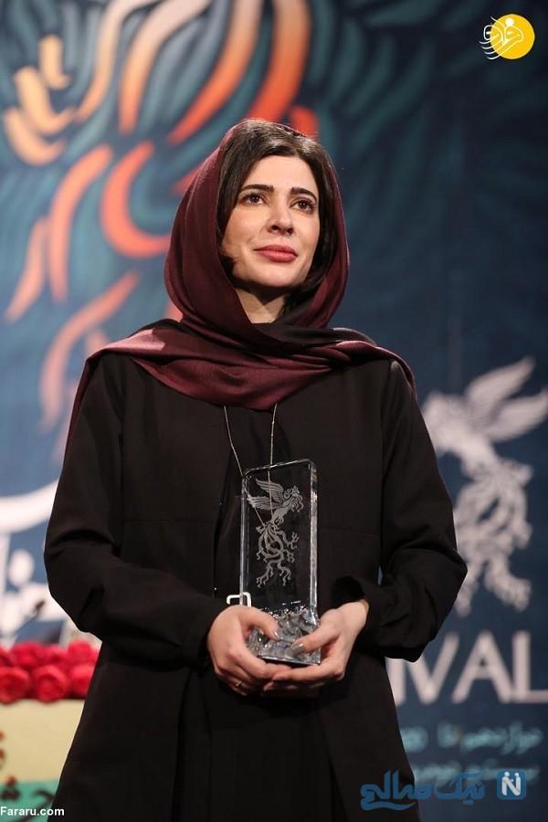 بهترین بازیگر زن جشنواره فجر