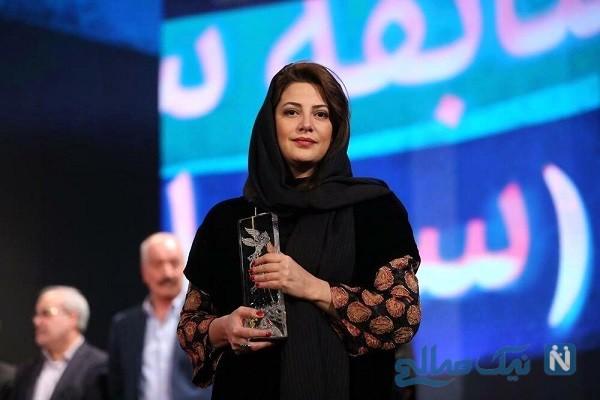 لباس بازیگران در جشنواره فجر ۹۸ از استایل طناز تا بهاره و متین ستوده