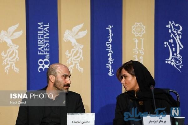روز اول جشنواره فیلم فجر