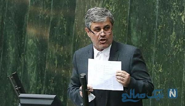 غلامرضا تاجگردون نماینده مجلس