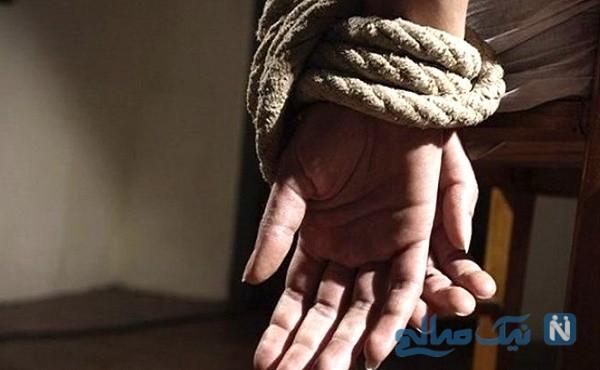 گروگانگیری در تهران , روایت پلیس از گروگان گرفتن دختر جوان