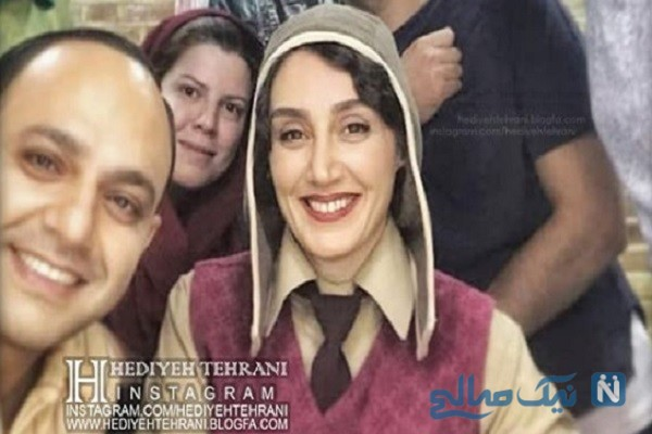 هدیه تهرانی در تئاتر