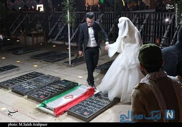 عروس و داماد کرمانی