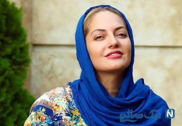 مهناز افشار در ایران