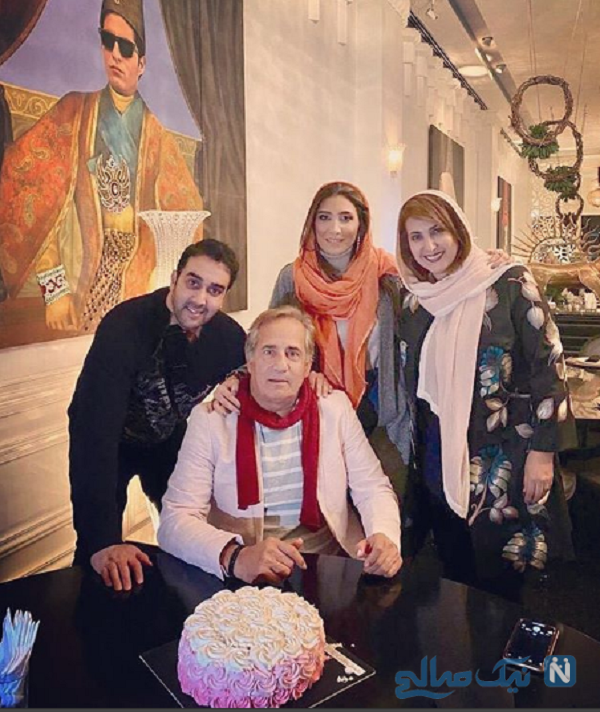 جشن تولد مجید مظفری