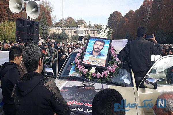 شهید اسماعیل غلامی یاراحمدی