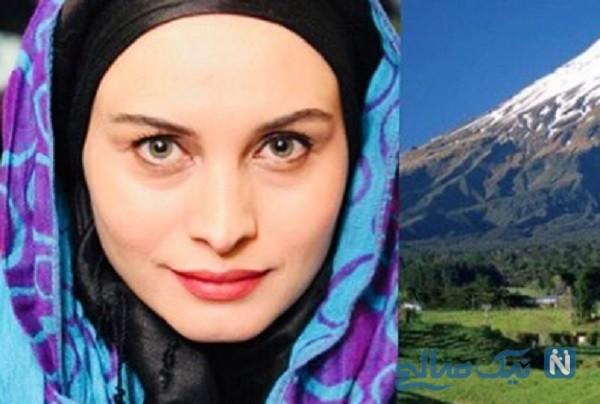 تبلغ جالب مریم کاویانی بازیگر برای همسرش در انتخابات مجلس