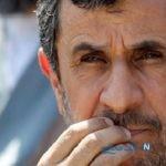 آموزش ساخت ماسک با دستمال کاغذی توسط احمدی نژاد