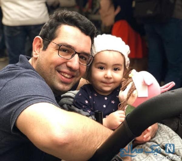 محمدرضا احمدی مهمان دورهمی
