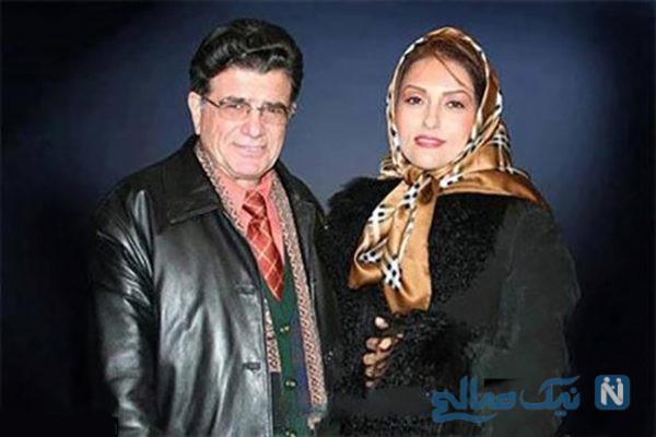 کتایون خوانساری به همراه استاد محمدرضا شجریان