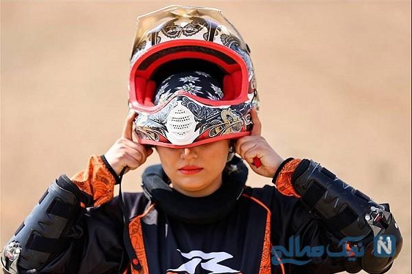 وضعیت زنان موتورسوار در ایران؛ موتورسواری با ممنوعیت بانوان