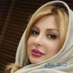 استوری نیوشا ضیغمی از داخل هواپیمایی در کرمانشاه