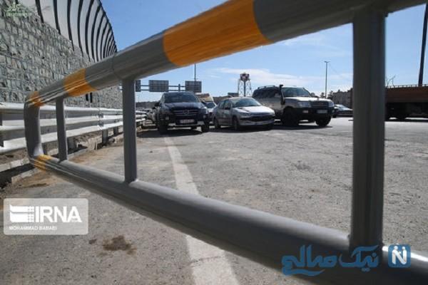 افتتاح آزادراه تهران شمال