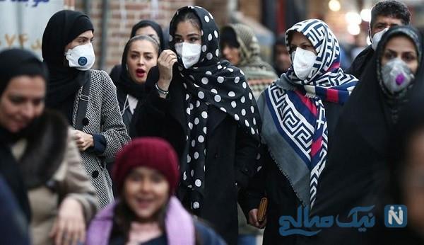 نگرانی بهداشت جهانی از شیوع بیماری کرونا در ایران