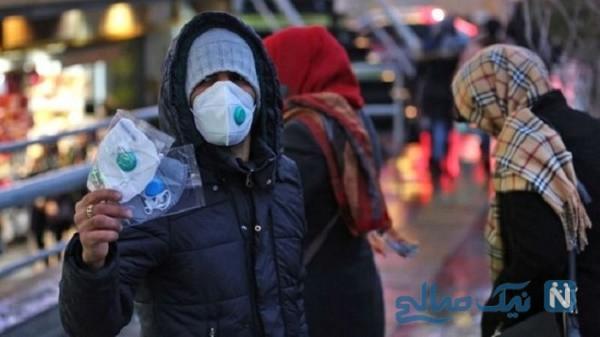 شیوع بیماری کرونا در ایران