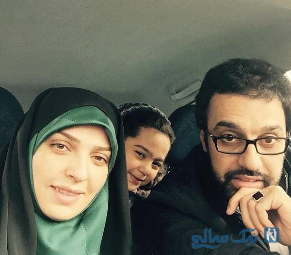 راحله امینیان مجری