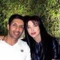 آکادمی فوتبال سپهر حیدری و همسرش آرام جوینده
